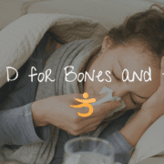 Vitamin D for Osteoporosis and the Flu